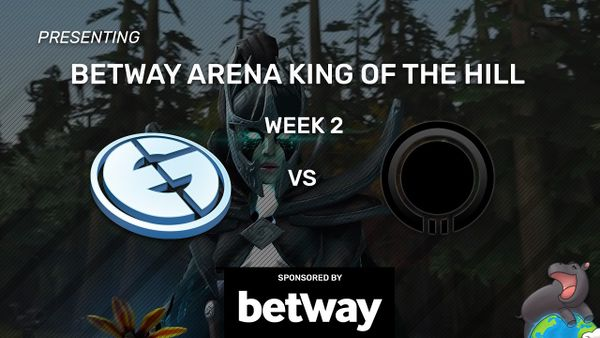 Betway Arena King Of The Hill 2 Liquipedia Dota 2 Wiki