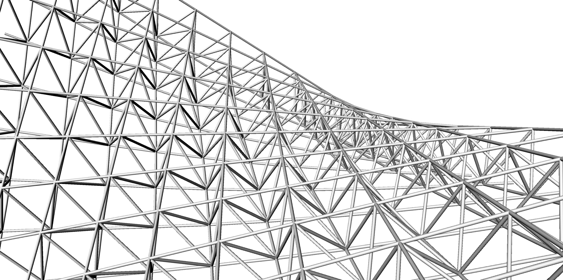 Exercise 1 Space Truss Structure