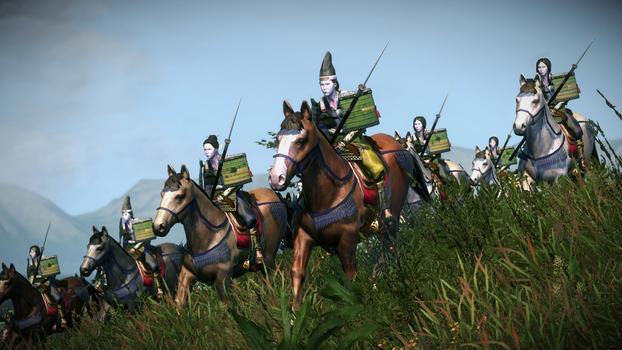 Total War Shogun 2 Fall Of The Samurai Wallpaper Hd Rise Of The Samurai Campaign Total War Wiki