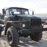 Урал-4320: технические характеристики