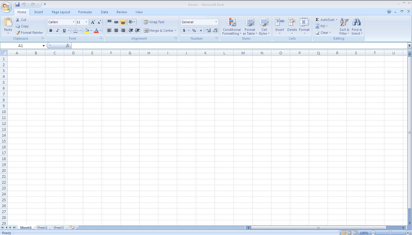 Download Free Software Template For A Spreadsheet