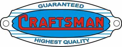 Craftsman Manufacturer Codes