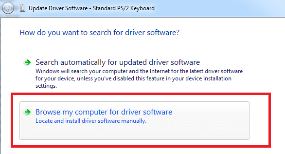 windows 7 update driver 1