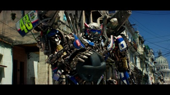 Topspin Transformers  WikiAlpha