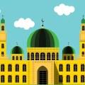 الدعاء عند الذهاب الى المسجد