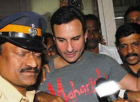Saif Ali Khan's Taj Hotel brawl in 2012