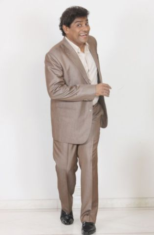 Actor and Comedian Johnny Lever