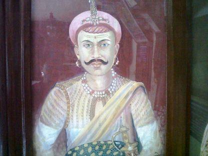 Sadashivrao Bhau's Father-Pandit Chimaji Saheb