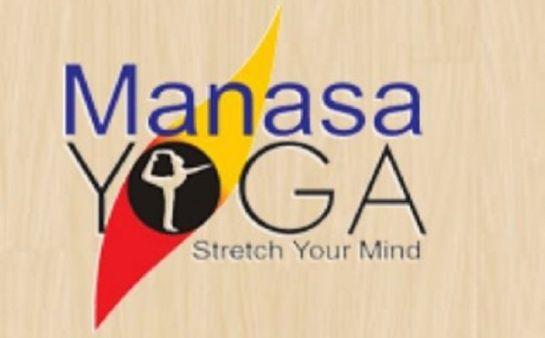 Logo of Manasa Yoga School