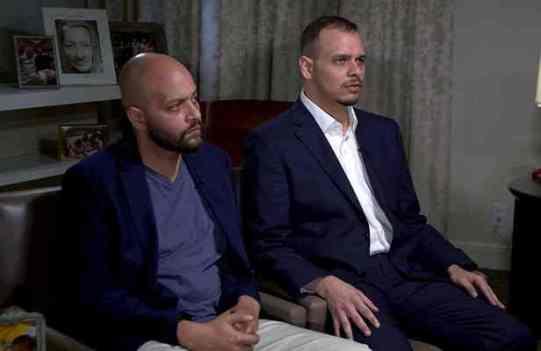 Jamal Khashoggi's sons