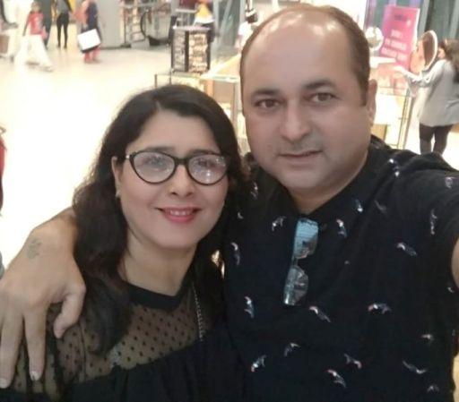 Mukti Gautam's parents