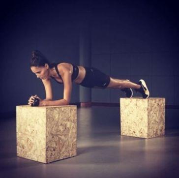 Ujjwala Raut's Workout session