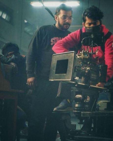 Apoorv Singh Karki working as a creative director