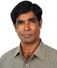 Taslima's 3rd husband, Mina Mahmud