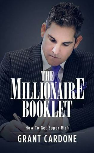 The Millionaire Booklet: How to Get Super Rich (2016)