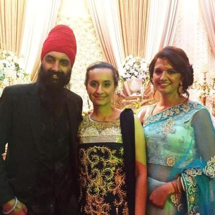 Humble the Poet with his two elder sisters