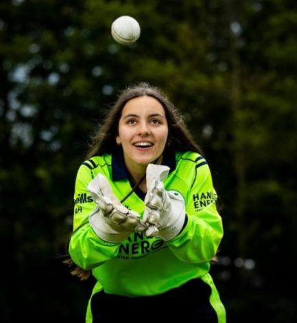 Amy Hunter (Ireland Wicketkeeper)