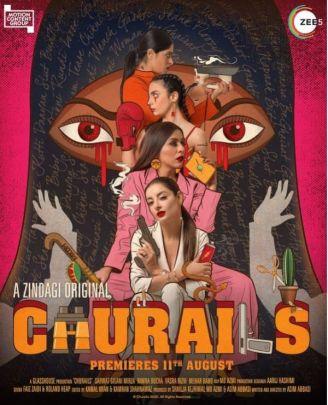 Sarwat Gilani's debut web series 'Churails'