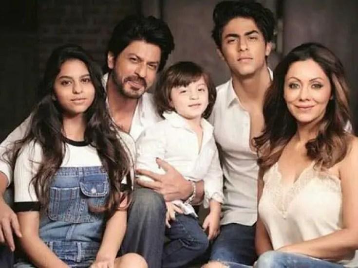 SRK family Suhana Khan