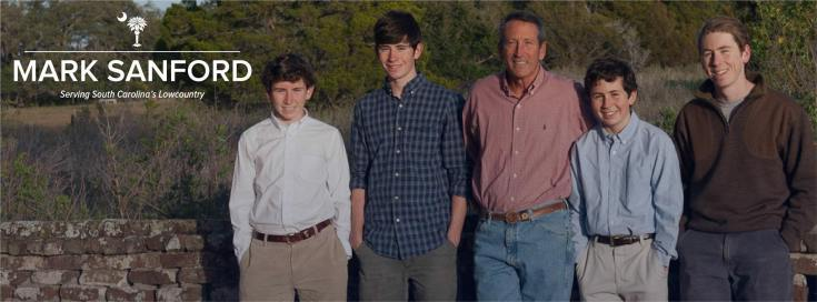 Mark Sanford Children