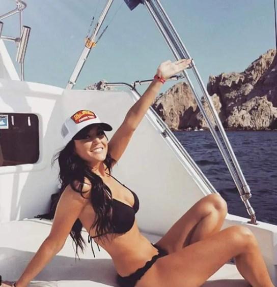 Chelsey Yeager, Vinnie Paul's Girlfriend