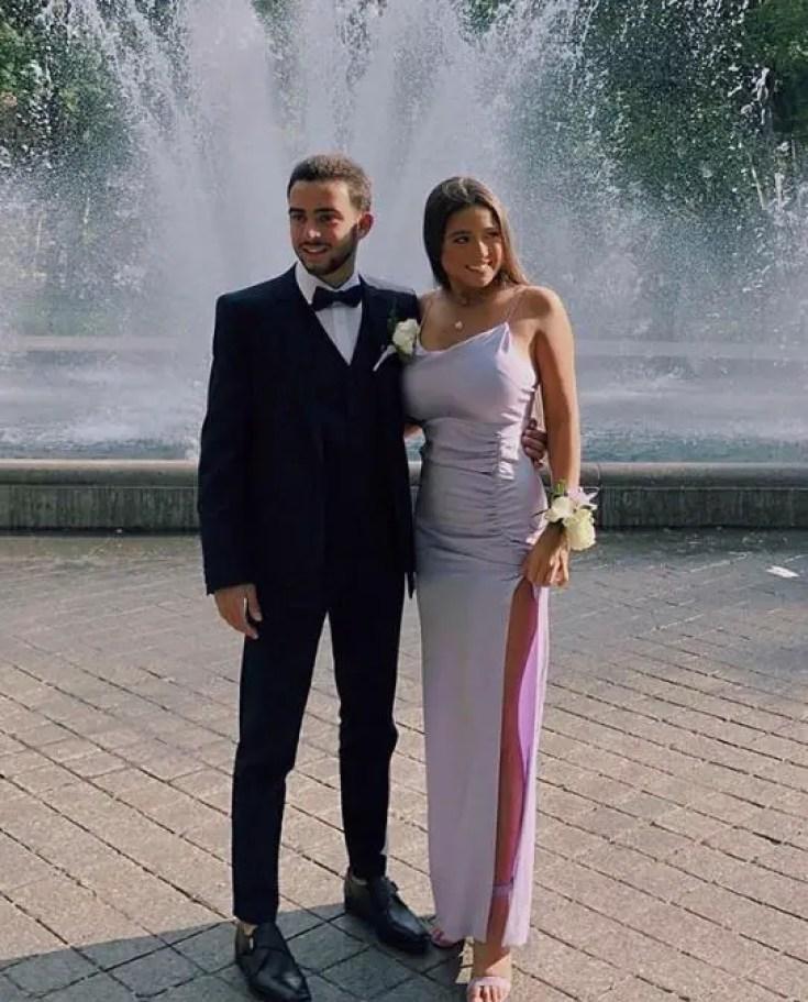 lola consuelos at prom