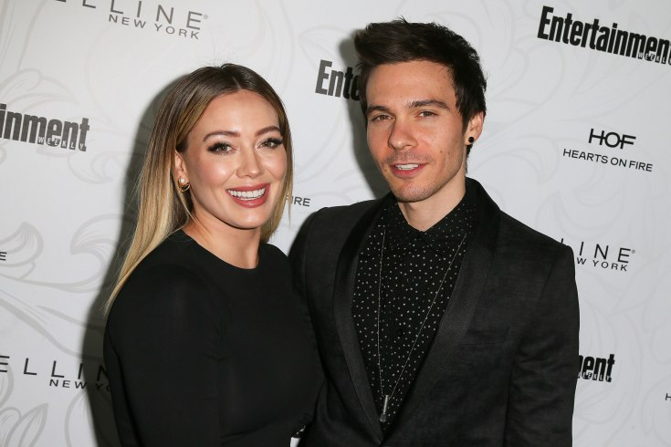 matthew koma and hilary duff