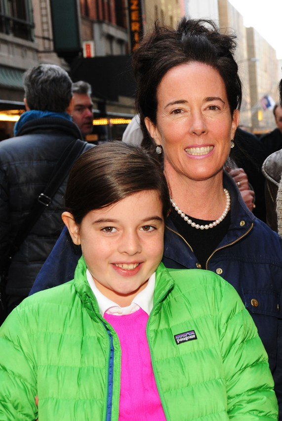Frances Beatrix Spade, Kate Spade's Daughter
