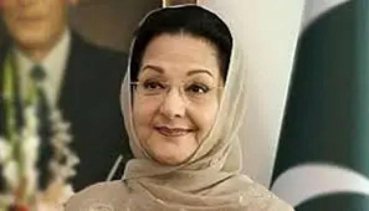 Kulsoom Nawaz