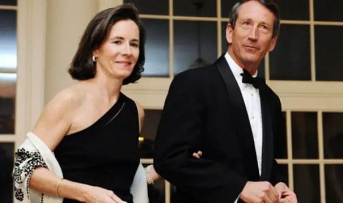 Mark Sanford and Jenny Sanford