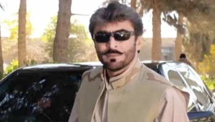 Nawabzada Siraj Raisani