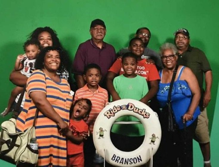 Tia Coleman Family