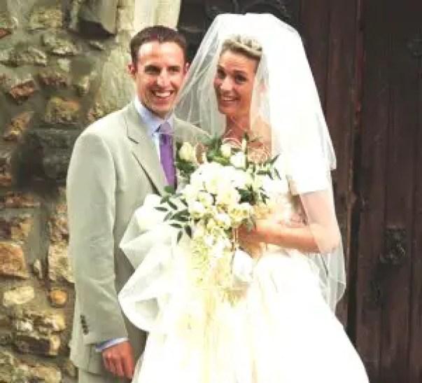 Alison Southgate, Gareth Southgate's Wife