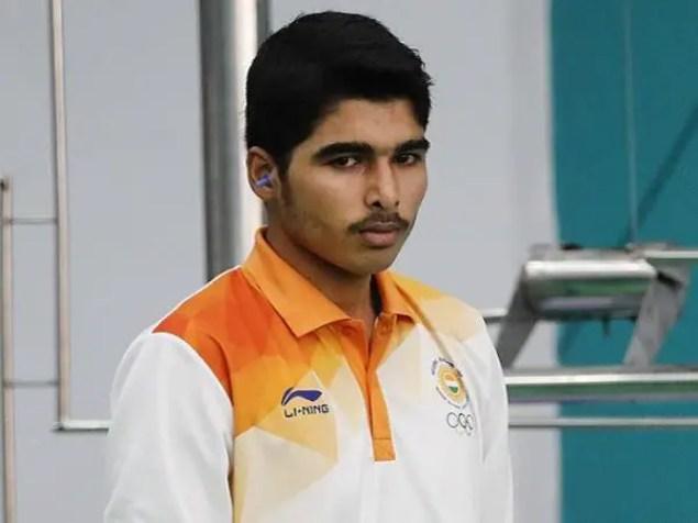 Saurabh Chaudhary, Shooter