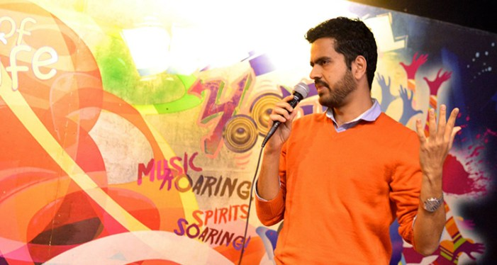 Nishant Suri, Comicstaan