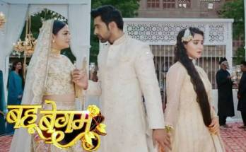 Bahu Begum Serial on Colors TV