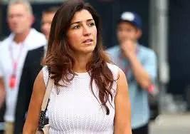 Fabiana Flosi, Bernie Ecclestone's wife