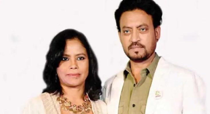 Satupa Sikdar, Irrfan Khan's Wife