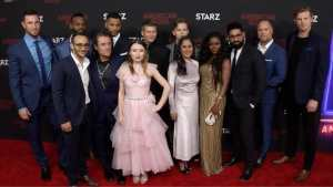 American Gods Cast