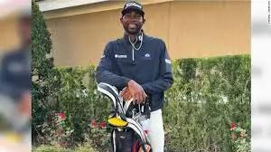 Kamaiu Johnson PGA Tour