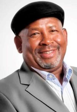 A Photo of Jabu Mabuza