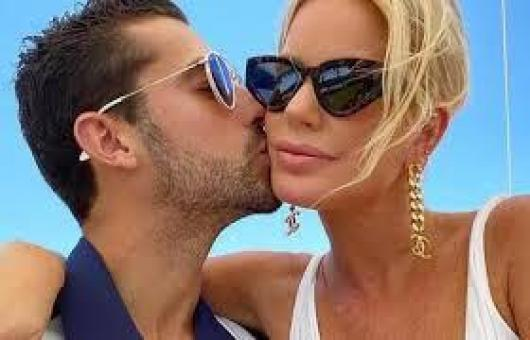 An Image of Sergio Carrallo and his Fiance