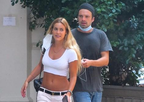Sebastian Stan's Girlfriend