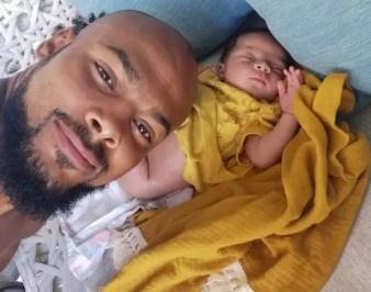 An Image of Sebastian Eubank and his son