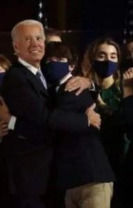 An Image of Robert biden and Joe Biden