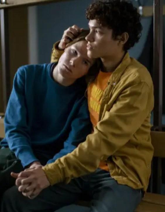 two overprivileged school boys in love