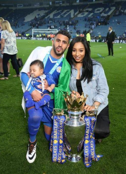 An Image of Rita Johal and her family