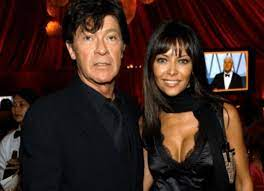 An Image of Dominique Bourgeois and her ex husband