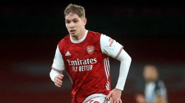 An Image of Emile Smith Rowe