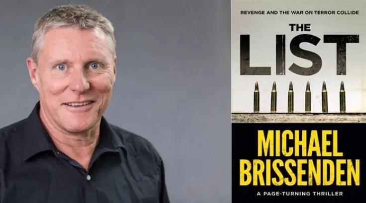 A Photo of Michael Brissenden